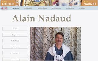 Alain Nadaud, l'écrivain, le philosophe