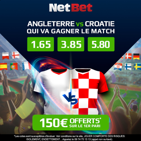 Angleterre – Croatie : composition, pronostic, direct, chaine TV