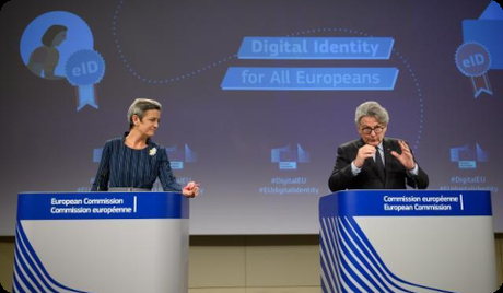 Digital Identity for All Europeans