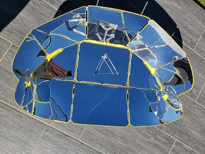 Cuiseur solaire pliable SUNGOOD