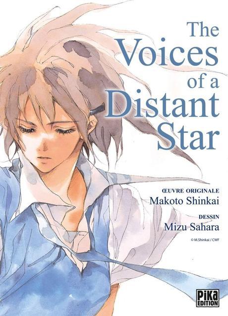 The Voices of a Distant Star de Makoto Shinkai / Mizu Sahara