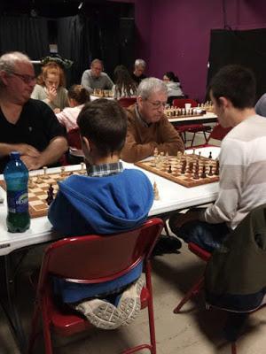 Cahors échecs reprend ses entraînements