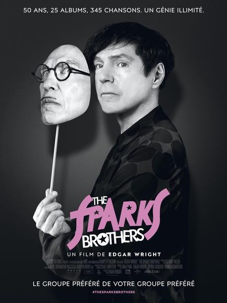 THE SPARKS BROTHERS, le 28 juillet au cinéma 🎸