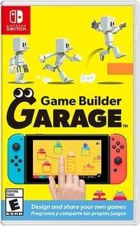 Game Builder Garage Box Art