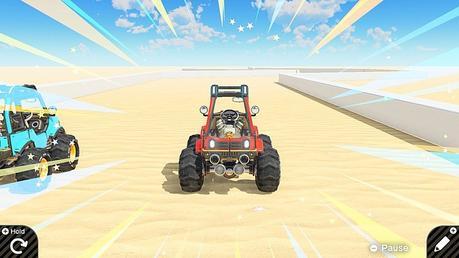 Game Builder Garage Racing