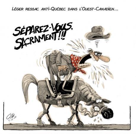 Une Petite Shot de Sambucca Pour Mettre Le Feu Au Canada