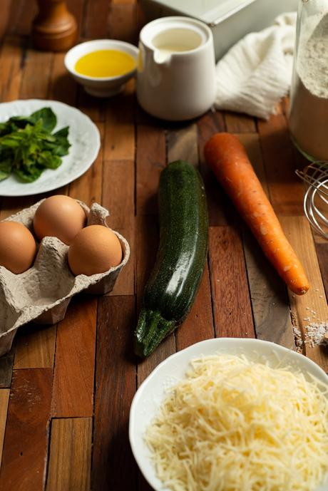 que faire une courgette carotte menthe