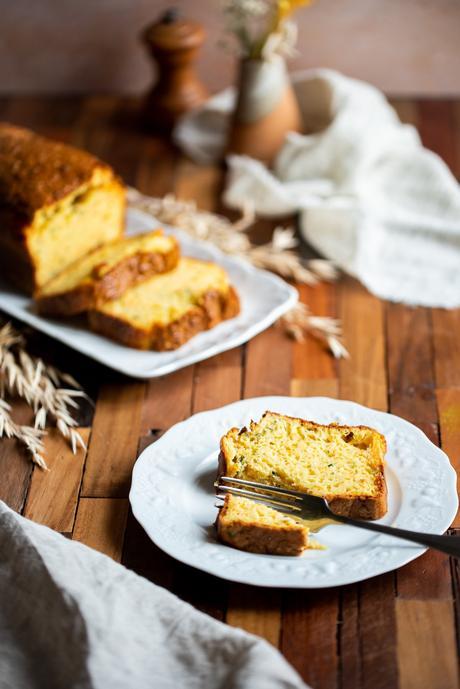 recette cake courgette menthe carotte équilibrée de saison