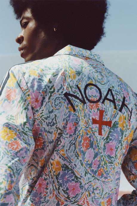 Noah et adidas annoncent leur nouvelle collaboration