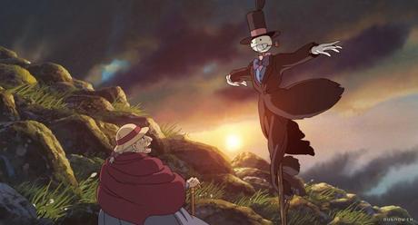 Le Château Ambulant (2004) de Hayao Miyazaki