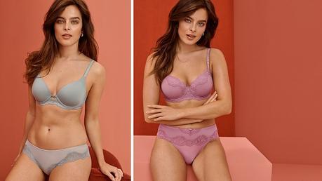 Vente privée Triumph : lingerie féminine pour toutes les silhouettes