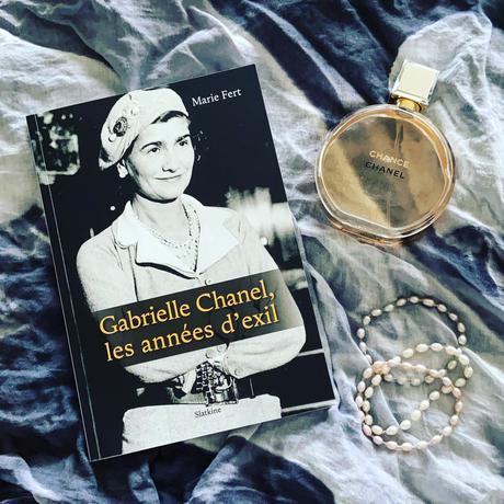 [SP]J'ai lu: Gabrielle Chanel, les années d'exil de Marie Fert