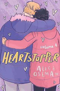 Heartstopper #4 Choses sérieuses de Alice Oseman