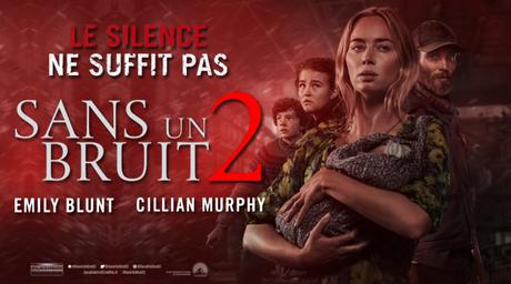 [Cinéma] Sans un Bruit 2 : Un The Last of Us like