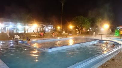 Salto et ses eaux caliente