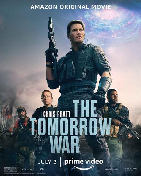 Nouvelle bande annonce VF pour The Tomorrow War de Chris McKay