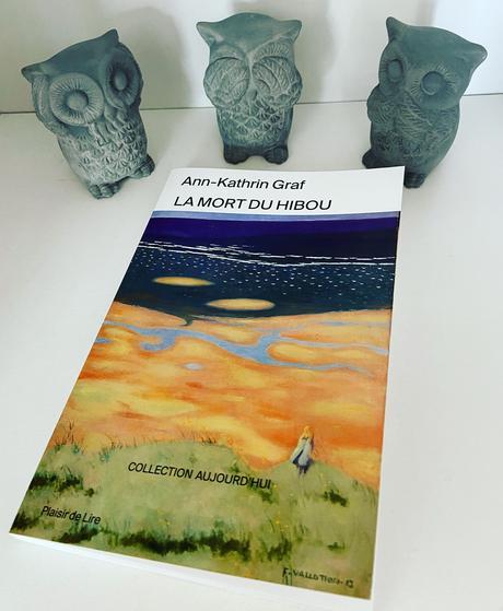 [SP]J'ai lu: La mort du hibou d'Ann-Kathrin Graf