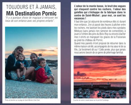 Magazines de destination : le chic des photos!