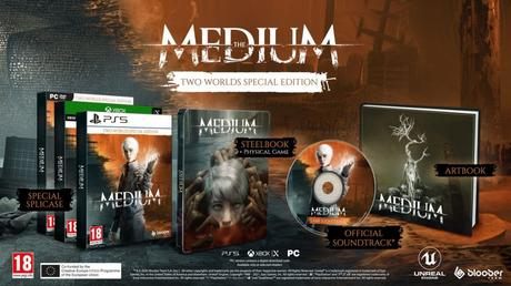 The medium arrive sur PS5 le 3 septembre et en version boite!