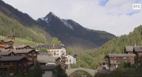 Voyage féérique dans le Binntal en Suisse