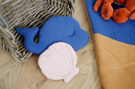 idée chambre Montessori thème mer - blog déco clem around the corner