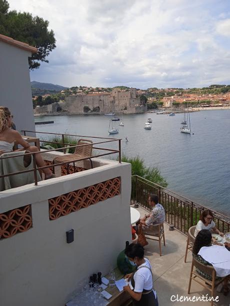 Restaurant Mamma (Hôtel Roches Brunes) à Collioure