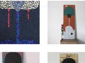 jeune artiste avec superbes créations Céramiques Collages NYAKOSSI -BOURDIN Ntifafa