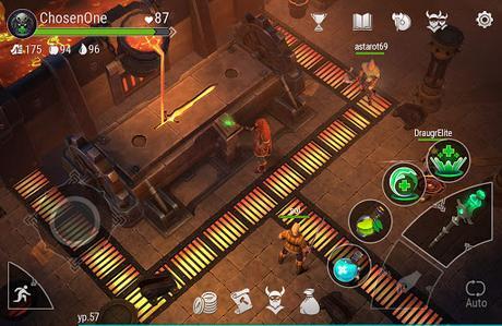 Télécharger Valhalla: Action RPG APK MOD (Astuce) screenshots 4