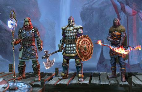 Télécharger Valhalla: Action RPG APK MOD (Astuce) screenshots 2
