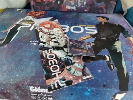 Phobos Tome 1, l'adaptation bande dessinée de la saga de Victor Dixen
