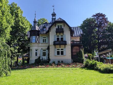 Richard Strauss Institut— Garmisch-Partenkirchen —Institut  Richard Strauss