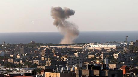 Israël: Des frappes aériennes à Gaza