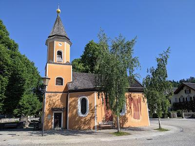 Sebastianskirche  in Partenkirchen — 10 Bilder / 10 photos — La chapelle Saint-Sébastien à Partenkirchen