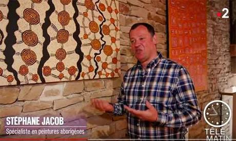 Retour sur le Bourgogne Tribal Show 2019 : interview de Stéphane Jacob par France 2