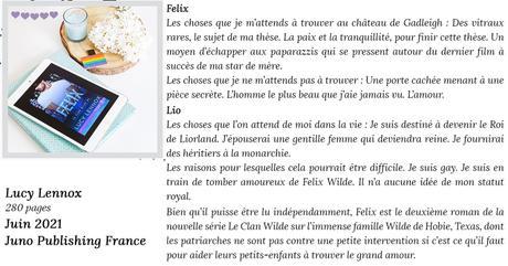 Félix (Le clan Wilde #2) de Lucy Lennox