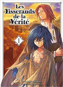 Les Tisserands de la Vérité (Inudura, Satô) – Komikku – 7,99€