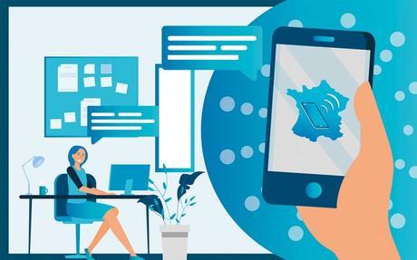 Un opérateur mobile pas cher et sans engagement : BleuTel