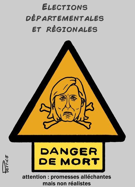 Marine Le Pen : des promesses en trompe-l'œil