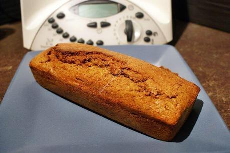 recette du jour: Cake au spéculoos  au thermomix de Vorwerk