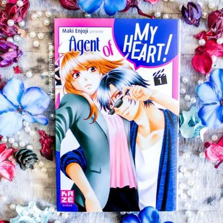 Agent of my heart !, tome 1 • Maki Enjoji
