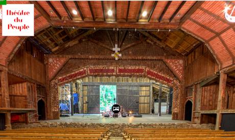 Théâtre du Peuple Maurice Pottecher  à Bussang – Juin 2021 – programme estival