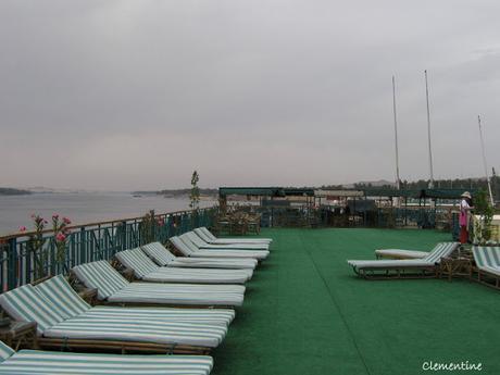 Voyage en Egypte - Découverte du bateau de croisière