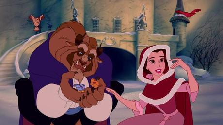 Un featuring est opéré sur le musical la Belle et la Bête