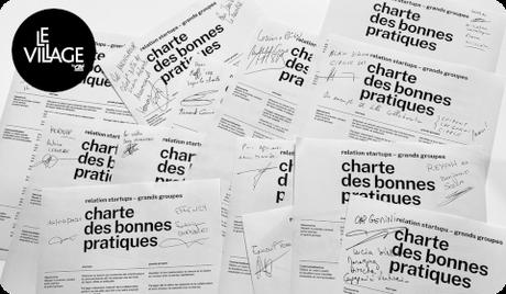 Charte des relations startups - grands groupes