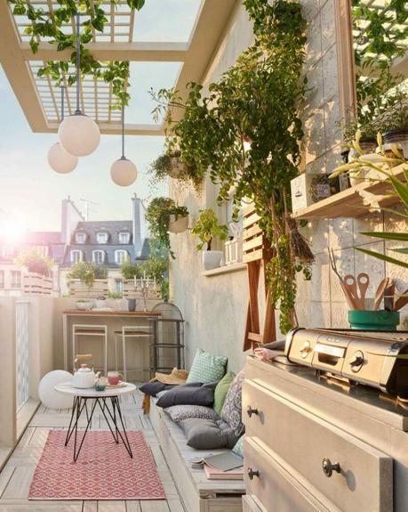7 Astuces pour Aménager son Balcon