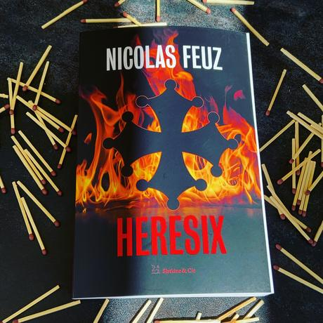 [SP]J'ai lu: Heresix de Nicolas Feuz