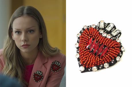 ELITE : Short stories – Carla Samuel : Carla's red heart patch