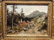 Heinrich Breling Kutschfahrt Ludwigs Balade carrosse Louis bavière