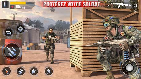 Télécharger Nouveau tireur d'élite commando hors ligne 2020  APK MOD (Astuce) 4