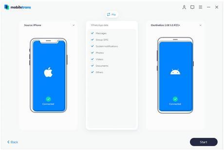 WhatsApp : comment transférer ses données d'Android à iOS ?